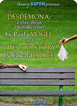 Desdemona and The Zoo Story