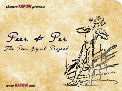 Peer & Per: The Peer Gynt Project