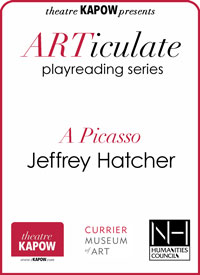 ARTiculate Playreading: A Picasso